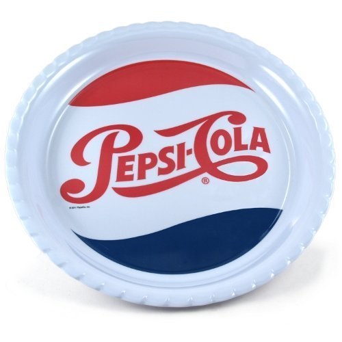 (Pepsi Cola Round Bottle Cap Tray)
