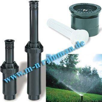 3 x Rainbird Versenksprüher US-400 + 15 van-boquilla - Profesional de riego jardín: Amazon.es: Hogar