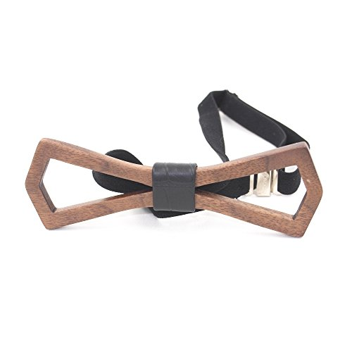 KOOWI-Creative-Handcrafted-Mens-Wooden-Bow-Tie-Handmade-Wood-Necktie-for-Wedding-or-Daily-Wear