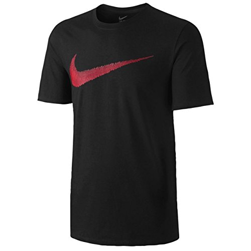 Nike Mens Hangtag Swoosh T-Shirt #707456-010