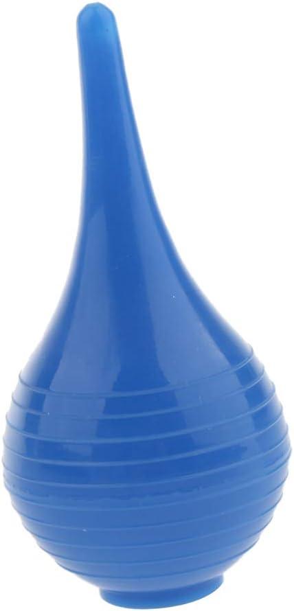 Blau P Prettyia Ohrenreiniger Ohrenschmalzentferner f/ür eine sanfte Ohrendusche bei Erwachsenen und Kindern