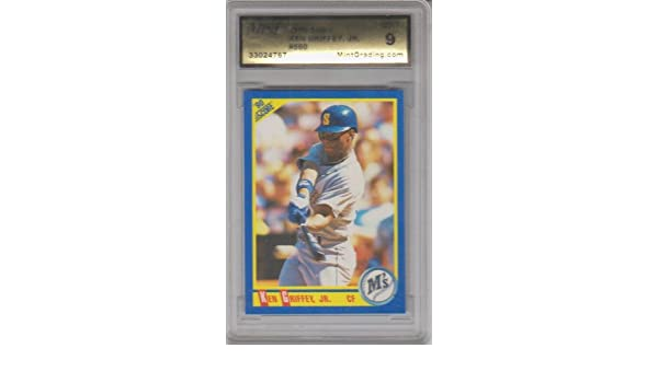 af56e1b6a8 1990 Score Ken Griffey Jr. #560 Mint 9 2nd Year at Amazon's Sports  Collectibles Store