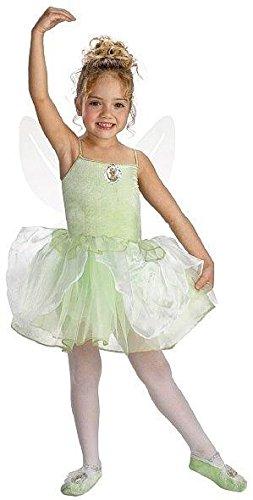 Ballerina Costume Ideas For Halloween (Tinker Bell Ballerina Costume - Small)