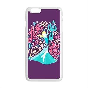 QQQO Frozen Princess Elsa Cell Phone Case for Iphone 6 Plus Kimberly Kurzendoerfer