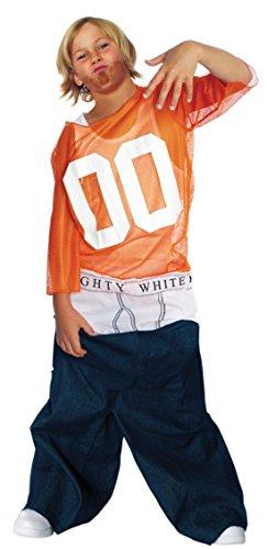 Tighty Whitey Costume (Boys Tighty Whitey Kids Child Fancy Dress Party Halloween Costume, L (10-12))