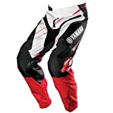 One Industries Carbon Yamaha Pants Red US 28