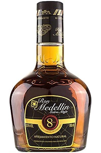 Medellín Rones - 700 ml: Amazon.es: Alimentación y bebidas