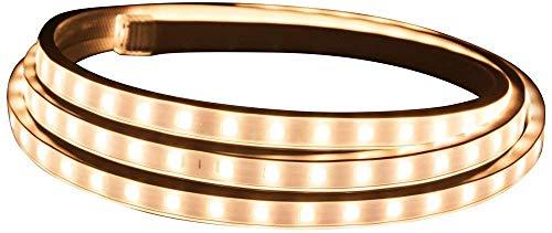 0-H2-WW Hybrid 2 LED Tape Rope Light Reel, 120-Volt, 150-feet, Warm White ()