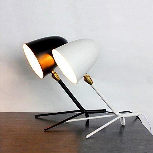 brilife lámparas de mesa Edison Loft Lámpara De Mesa ...