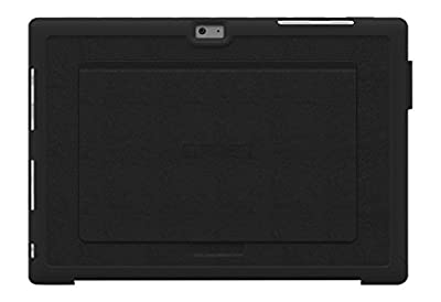 Trident Signature Leather Case for Microsoft Surface 3 (Black)