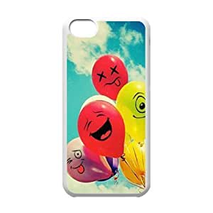 MMZ DIY PHONE CASEBalloons ZLB810333 Unique Design Phone Case for ipod touch 5, ipod touch 5 Case