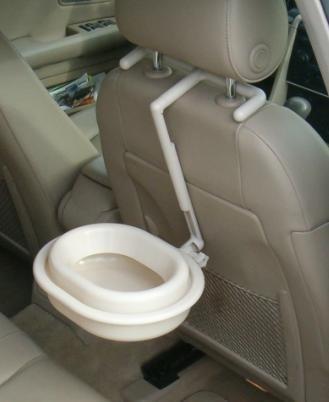 Flydog Spill Proof Travel Bowl product image