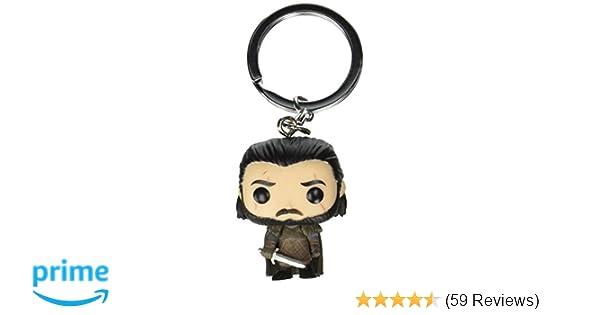 Funko Pop Keychain: GOT - Jon Snow Toy Figure