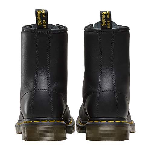 Black Bottes Mixte Adulte Dr Martens 1460 Monochrome n4wqPF7z