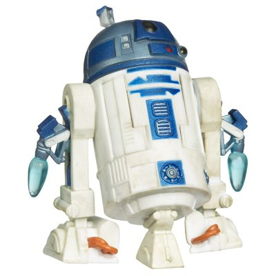R2-D2 First Day of Issue The Clone Wars Star Wars Action Figure