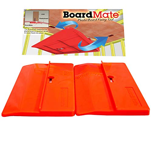 Drywall Board - BoardMate - Drywall Fitting Tool, Supports The Board In Place While Installing