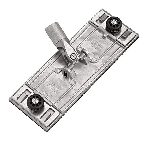Hyde Tools 09047 Aluminum Pole Sander Head ()