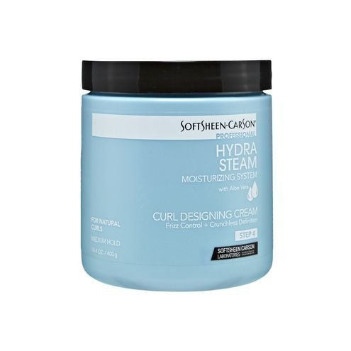 Hydra Steam Moisturizing System Curl Designing Cream by soft sheen carson