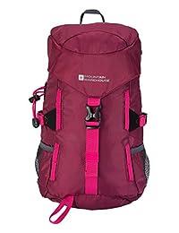 Mountain Warehouse Darwin 15L Backpack - Rain Cover Summer Rucksack