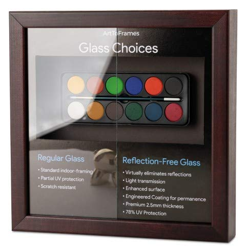 (ArtToFrames 16x20 Regular Glass For Picture and Poster Frames. . (Clear) )