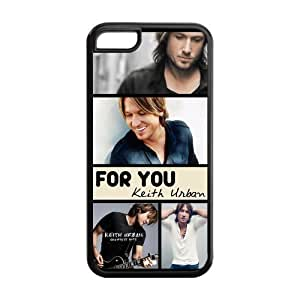 Custom Design Hard Back Case for iphone 5C(Cheap iphone 5)- Keith Urban -6 by mcsharks