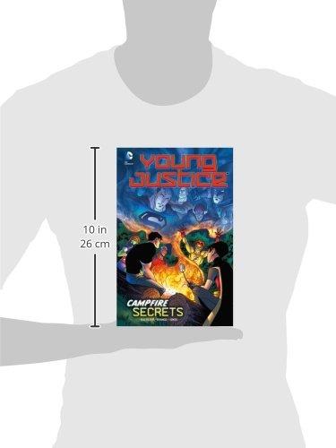 Campfire Secrets (Young Justice)