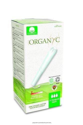 Applicator Tampon Organyc (Organyc Applicator Tampon, Organyc Applic Tampon Super-Ns, (1 CASE, 84 EACH) by CORMAN USA)