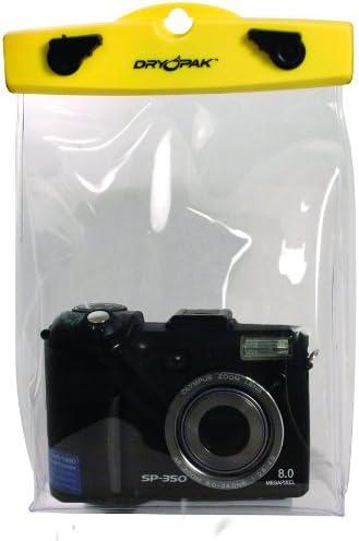 "Kwik Tek Dp-68C/""Dry Pak/"" Camera Case 6/""X8/""X2/"""