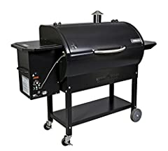 Take your outdoor cooking to the next level with Camp Chef's newest and largest Pellet Grill and Smoker. Designed with the home griller in mind, built-in features simplify the process of smoking. The included digital temperature readout takes...