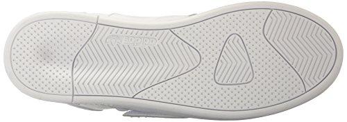 Adidas Original Mens Rörformiga Invader Rem Skor Vit / Vit / Vit