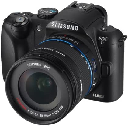 Samsung NX NX11 - Cámara Digital (14.6 MP, MILC, CMOS, 18-55 mm ...