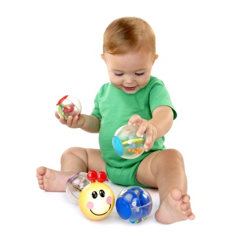 Baby Einstein Rollar Pillar Activity Balls