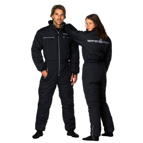 New Tusa WaterProof WarmTec Unisex Drysuit Undergarment (2X-Large) with Waterproof Nylon Shell and 200 Gram Fiberfill by Waterproof
