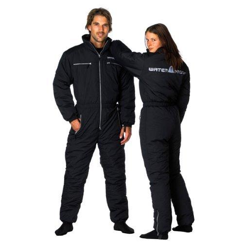 New Tusa WaterProof WarmTec Heavy Duty Unisex Drysuit Undergarment (Medium-Large) with Waterproof Nylon Shell and 300 Gram Fiberfill by Waterproof