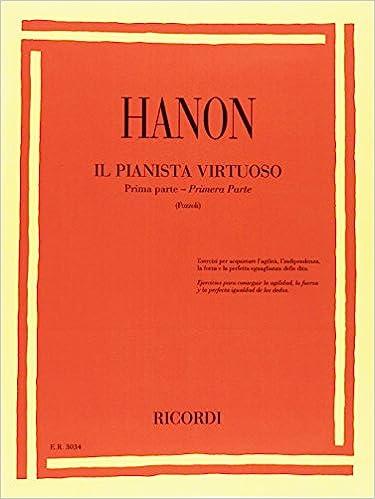 Hanon Il pianista virtuoso