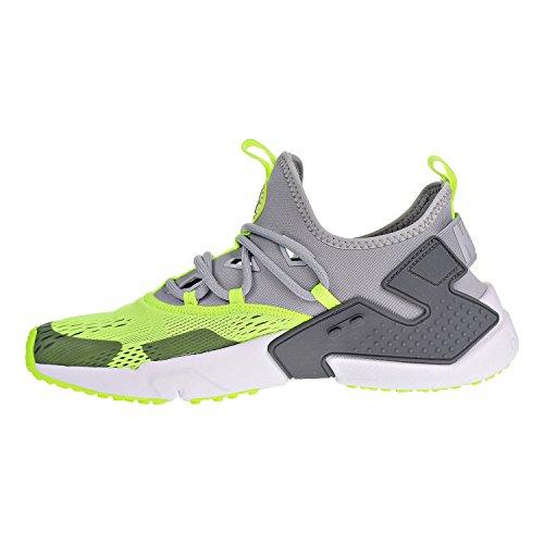Huarache Trainers Grey Drift Breathe Mesh Eu White Air 45 Nike Mens Wolf BqwnzAppE4