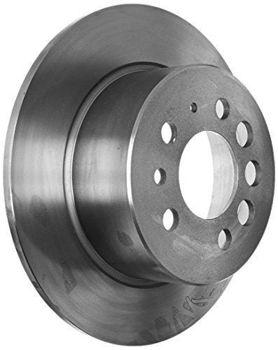 (ACDelco 18A277A Advantage Non-Coated Rear Disc Brake Rotor)