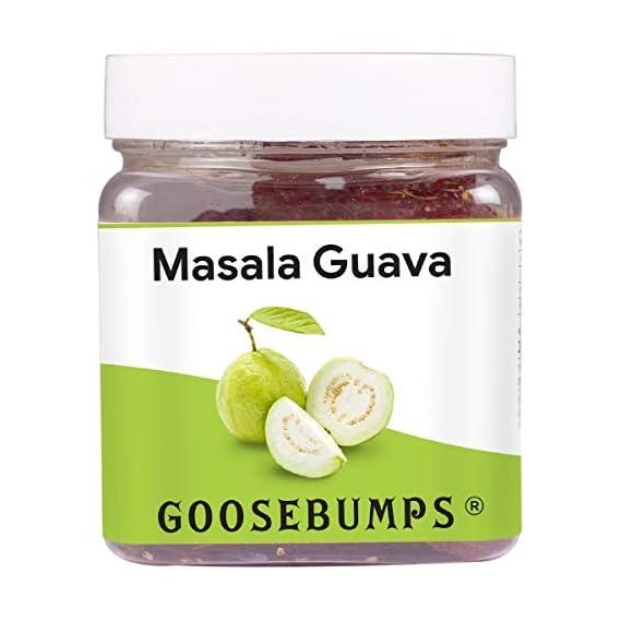 Goosebumps Pickles Masala Guava After Meal (150 g)