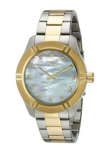 Invicta Men's 18336 Pro Diver Analog Display Japanese Quartz Two Tone Watch