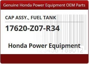 Honda 17620-Z07-R34 Cap Assembly Fuel Tank; 17620Z07R34 Made by Honda