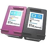 HP61XL 増量 リサイクルインク 2個セット JAN:4562397961419