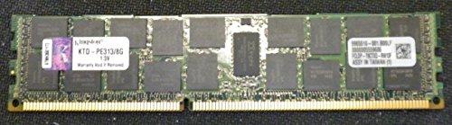 (Kingston 8GB PC3-10600 ECC REG Memory KTD-PE313/8G 1.5V Power Edge R510 R610)