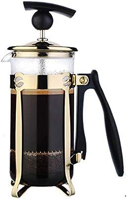 Licyen Prensa Francesa cafetera Hechos a Mano Filtro de café Press ...