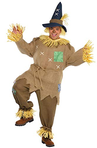 (amscan Adult Mr. Scarecrow Costume Plus Size,)
