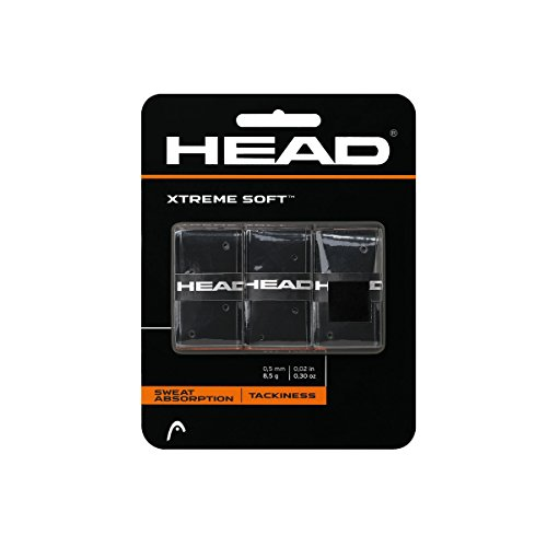 HEAD Xtreme Soft Overgrip (Black)