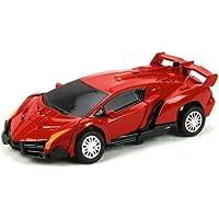 Vardem Çekbırak 1:32 Robota Dönüşen Bugatti Veyron Kırmızı 6878A