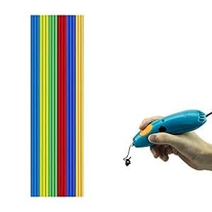 amazon com xmaha 3d pen filament for 3d doodler start 3d