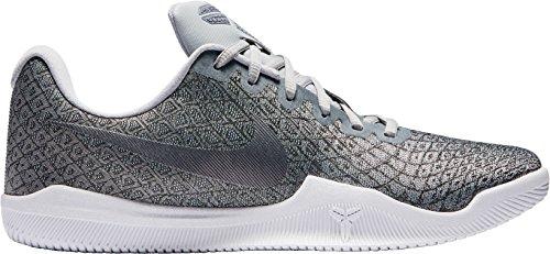 Nike Kobe Mamba Instinct Mens Scarpe Da Basket Grigio / Bianco-m