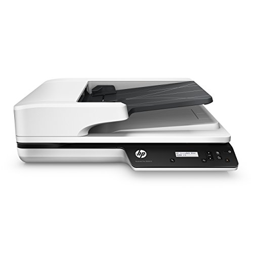 Cheapest Price! HP ScanJet Pro 3500 f1 Flatbed OCR Scanner
