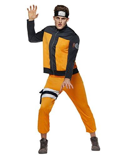 Spirit Halloween Adult Naruto Costume – Naruto - Spirit Halloween Costumes For Men